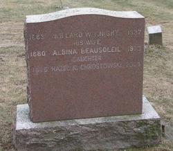Albina <i>Beausoleil</i> Knight