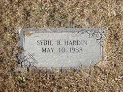 Sybil B. Hardin