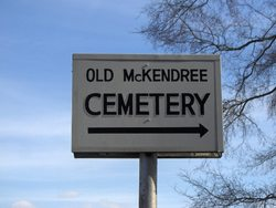 Old McKendree Cemetery