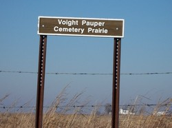 Voight Pauper Cemetery