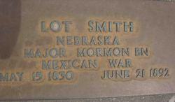 Maj Lot Smith