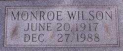 Monroe Wilson Dowell