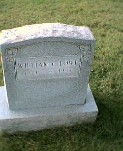 William C Lowe