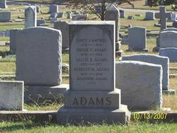 Emily <i>Campbell</i> Adams