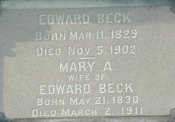 Mary Ann Beck
