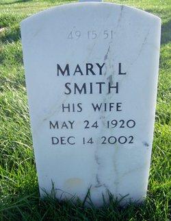 Mary Louise <i>Koehler</i> Smith