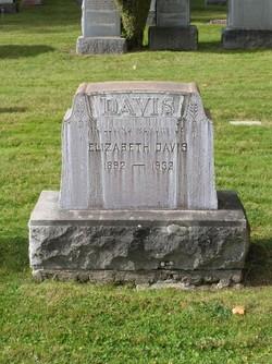 Mrs Elizabeth L. <i>Markowitz</i> Davis