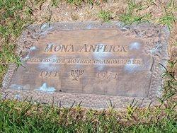 Mona <i>Merlinsky</i> Anflick