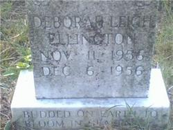 Deborah Leigh Ellington