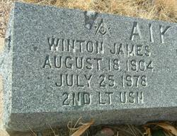 Winton James Aiken