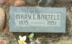 Mary Leona <i>Rogers</i> Bartels
