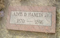 Alvis D Hamlin, Jr