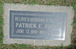 Patrick E. Burns