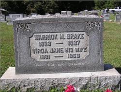Virda Jane Brake