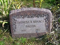 Theresa B. <i>Kovacs</i> Dacon