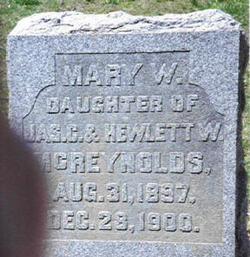 Mary W. McReynolds