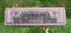Margaret J. <i>Clark</i> Anderson