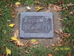 William G Atkinson