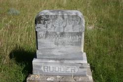 C. F. Rudder