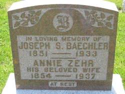 Annie <i>Zehr</i> Baechler