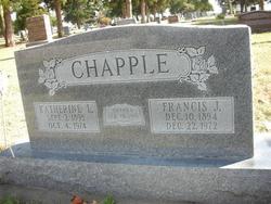 Francis J. Chapple