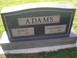 Gwenith Jane <i>McConaghy</i> Adams