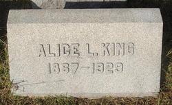 Alice L. King