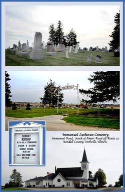 Immanuel Lutheran Cemetery
