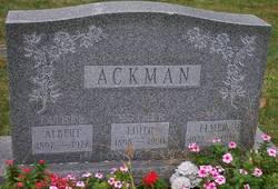 Albert Bernard Ackman