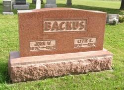 John W Backus