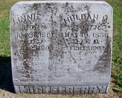 Huldah Mildred <i>Thoroughman</i> Mickelberry