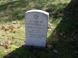 Sgt James W Armstrong