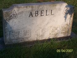 Nellie Mae <i>Wayman</i> Abell