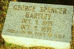 George <i>Spencer</i> Hartley