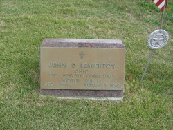 John David Leaverton