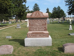 Addie <i>Wilson</i> Armstrong