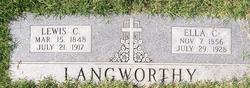 Ella <i>Curtis</i> Langworthy