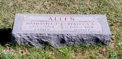 Nathaniel John Allen