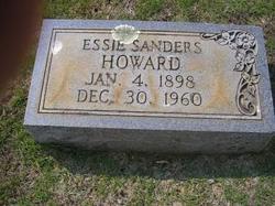 Essie Mae <i>Sanders</i> Howard