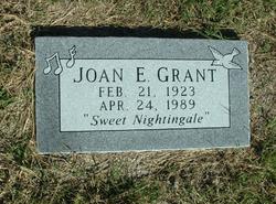 Joan <i>Norris</i> Grant