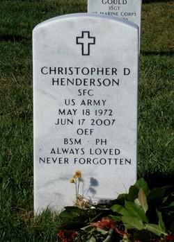 Christopher Dale Henderson