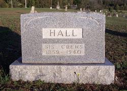 Sis Crews <i>McSwain</i> Hall