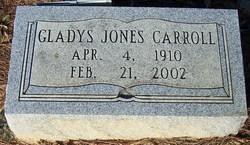 Lillia Gladys <i>Jones</i> Carroll