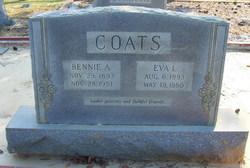 Bennie Aaron Coats
