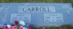 Joseph Hallie Carroll
