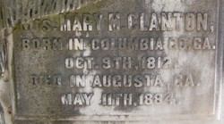 Mary Margaret <i>Luke</i> Clanton