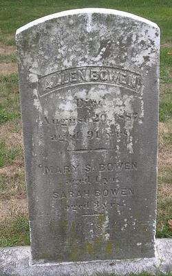 Mary S. Bowen