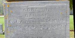 Cora B Hutchins
