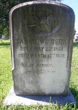 Fannie W. Austin
