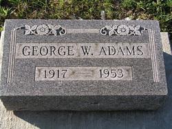 George Wilbur Adams